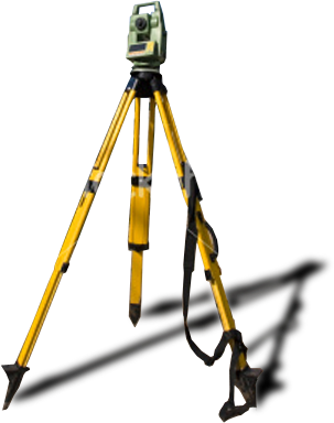 survey machine
